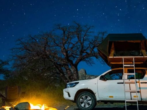 Ultimate Botswana Guided 4×4 Self Drive Safari