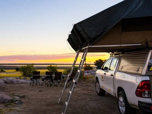 Namibia & Botswana Guided 4×4 Self Drive Safari